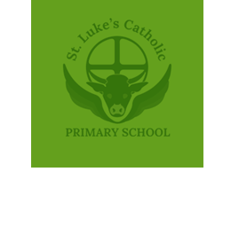 St Luke's Catholic Primary School Logo